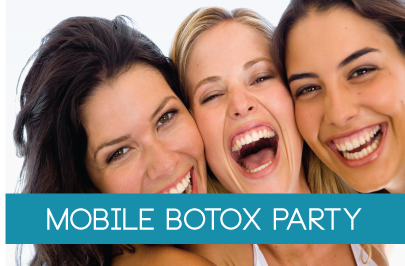 Mobile Botox Party