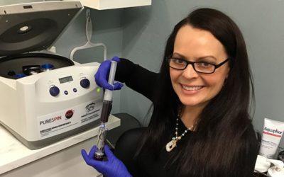 Microneedling with Bobbi Bullock NP-C and Bobbi Bullock Medical Esthetics
