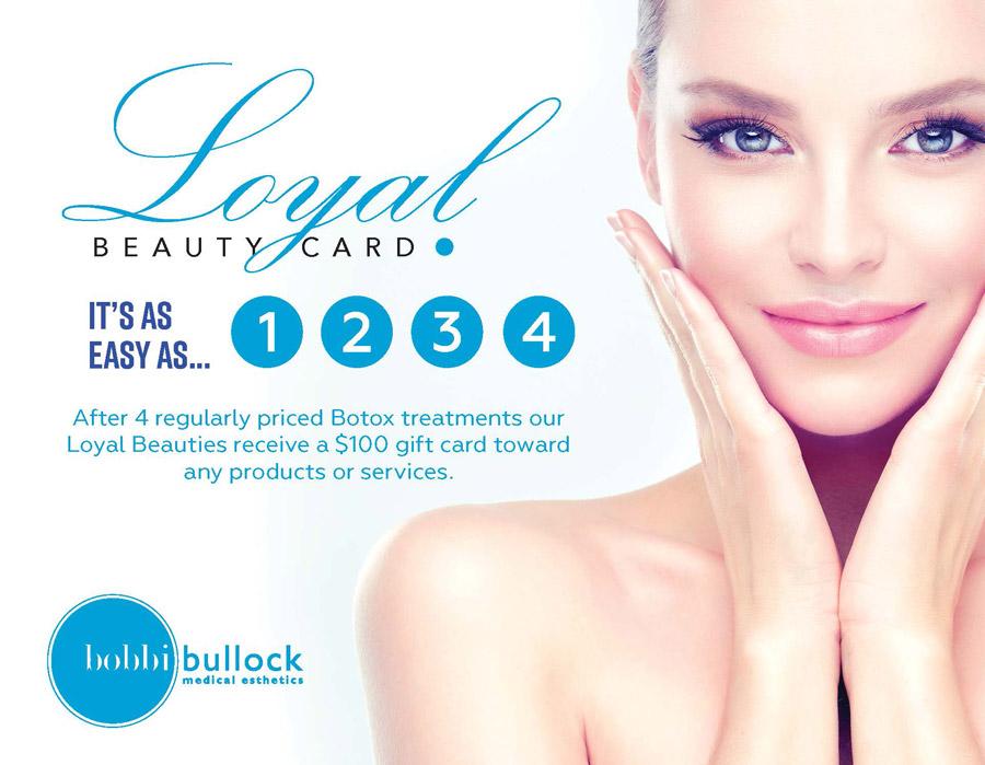 Loyal Beauty Card Info Square Image